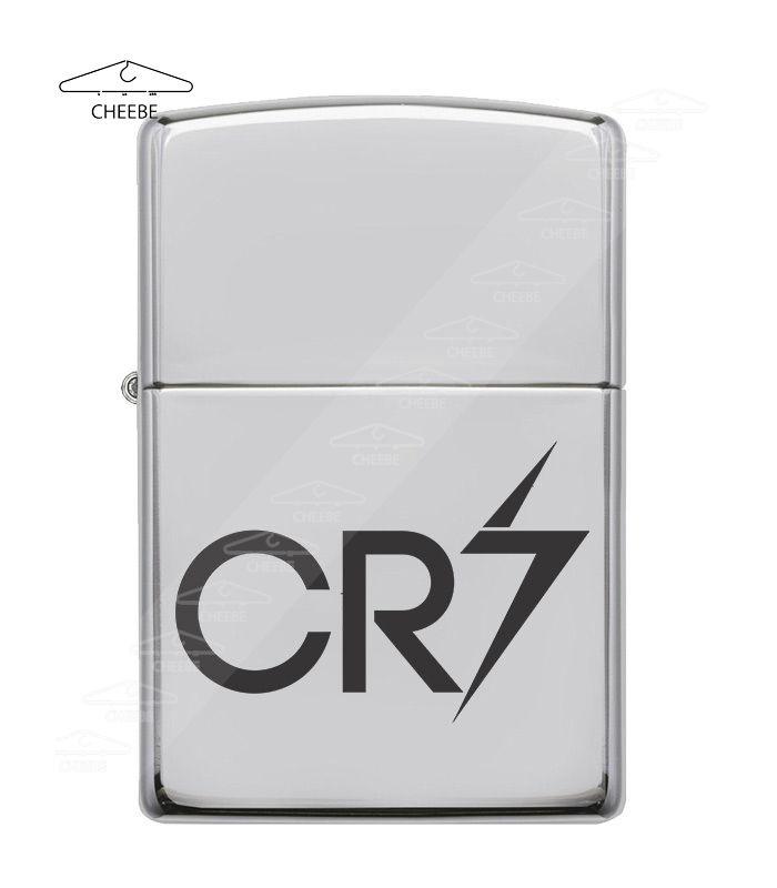 فندک زیپو یوونتوس با طرح CR7