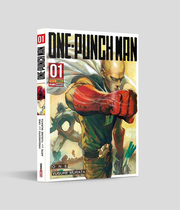 مانگا One Punch Man انگلیسی